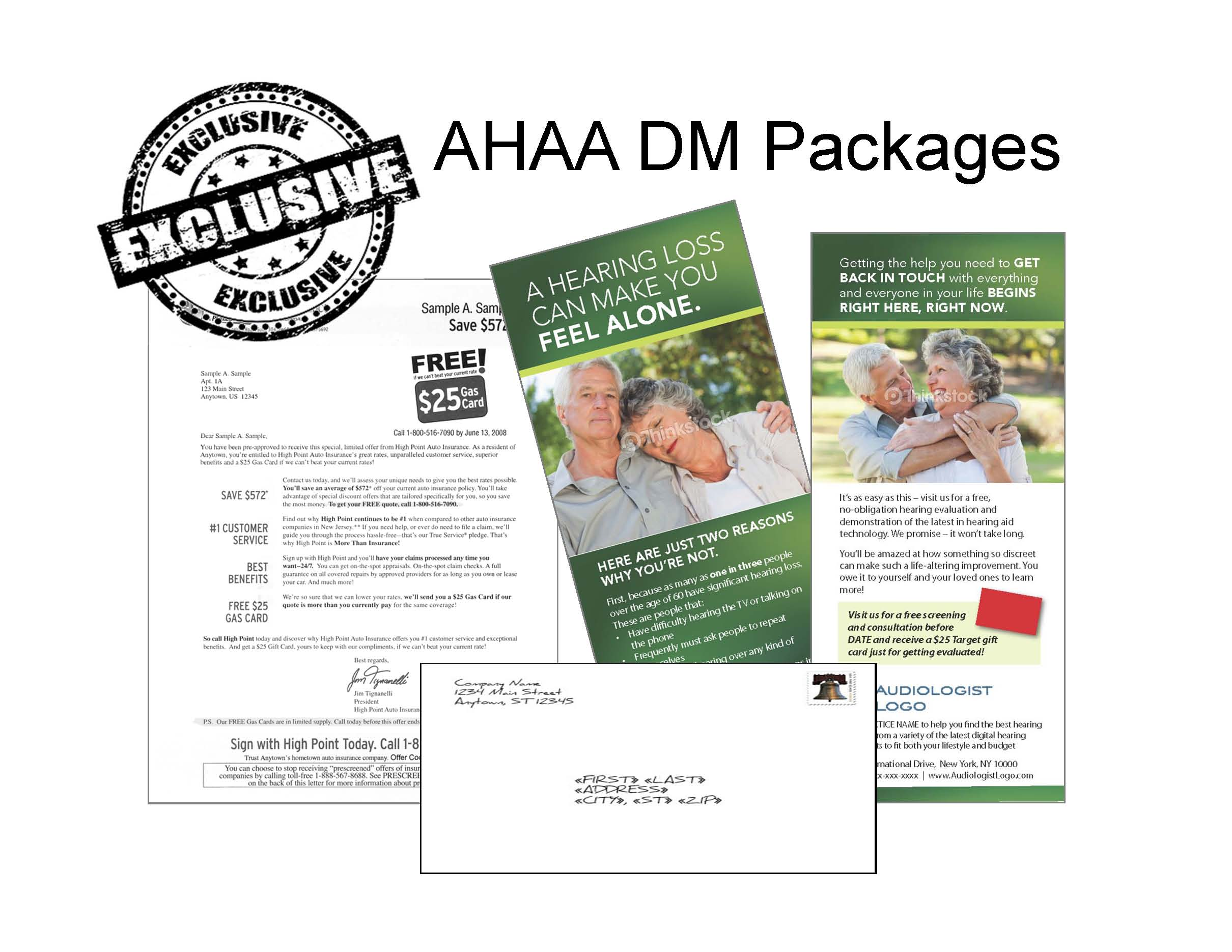 Sample of Consult YHN letter packages