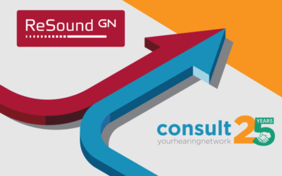 Consult YHN Announces New Partnership with ReSound